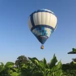 معرفی شرکت آرام بانان آسمان(اولین مجموعه پرواز با بالن)