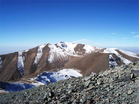 قله کهار 1