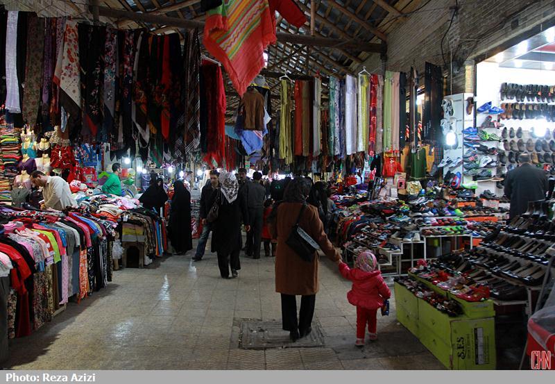 بازار زنجان8