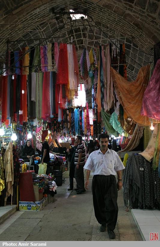 بازار سنندج
