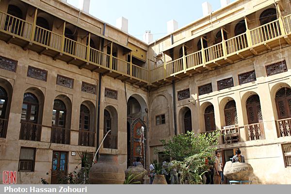 بافت تاریخی بوشهر2