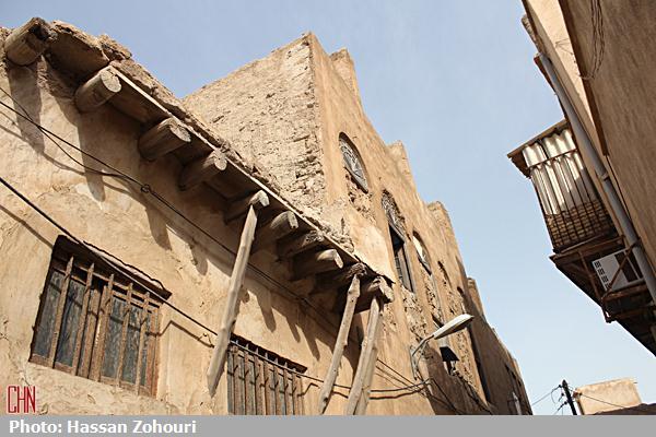 بافت تاریخی بوشهر5