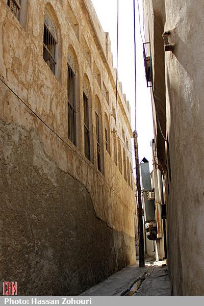 بافت تاریخی بوشهر7
