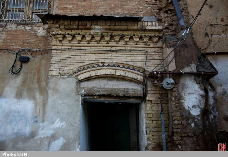 تخریب محله اسکندری شیراز1