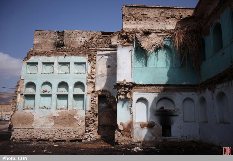 تخریب محله اسکندری شیراز10