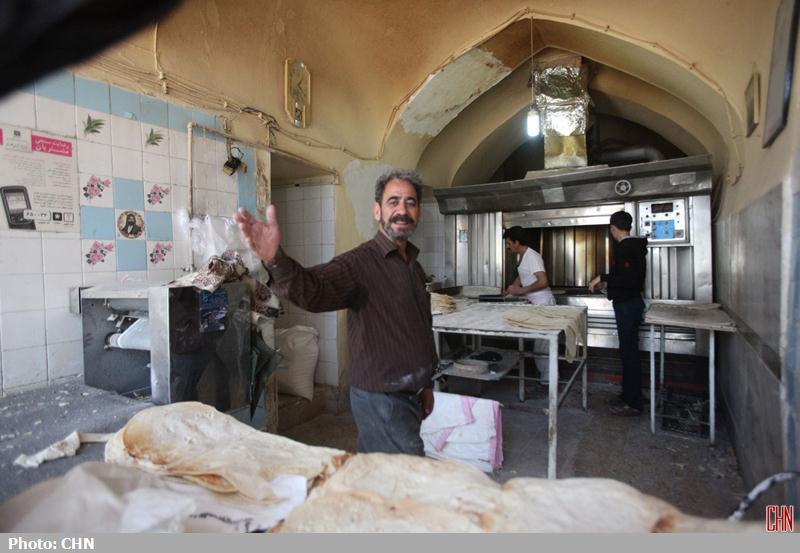 تخریب محله اسکندری شیراز14