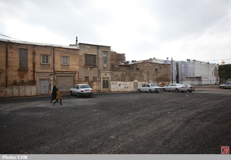 تخریب محله اسکندری شیراز16