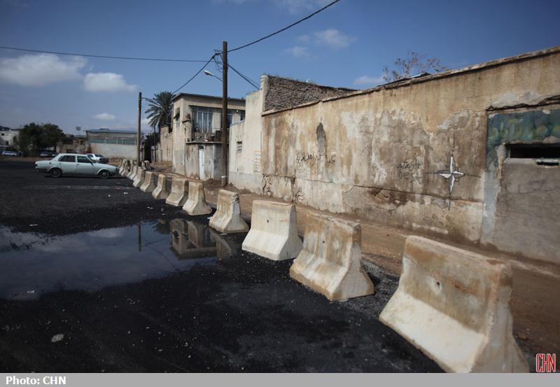 تخریب محله اسکندری شیراز17