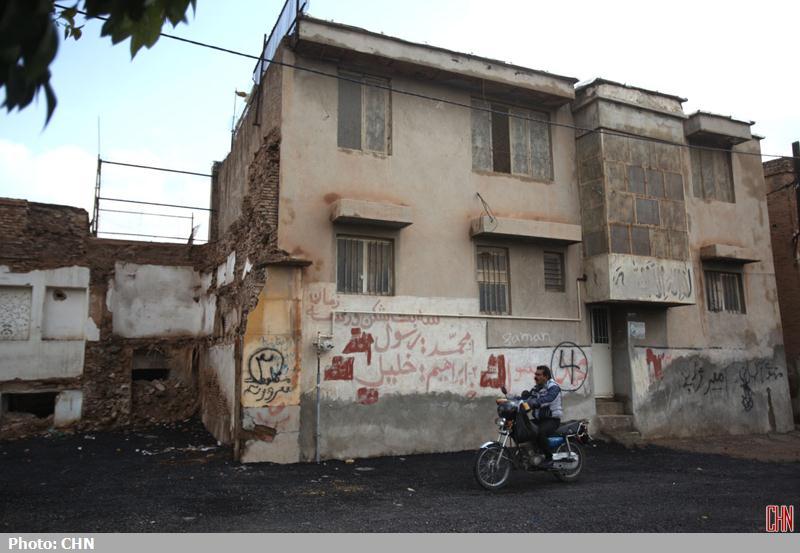 تخریب محله اسکندری شیراز18
