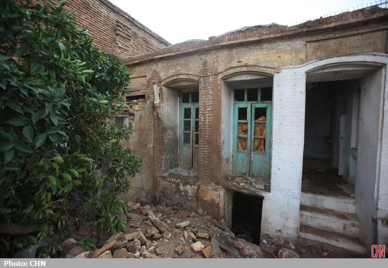 تخریب محله اسکندری شیراز19