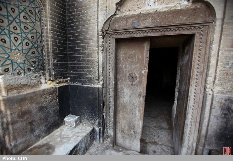 تخریب محله اسکندری شیراز22