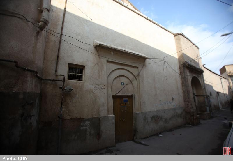 تخریب محله اسکندری شیراز24