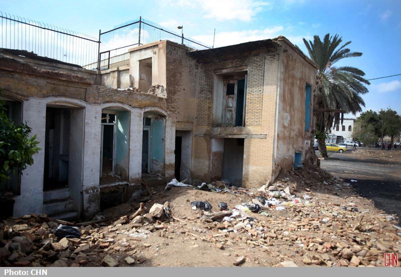 تخریب محله اسکندری شیراز25