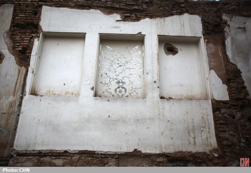 تخریب محله اسکندری شیراز3