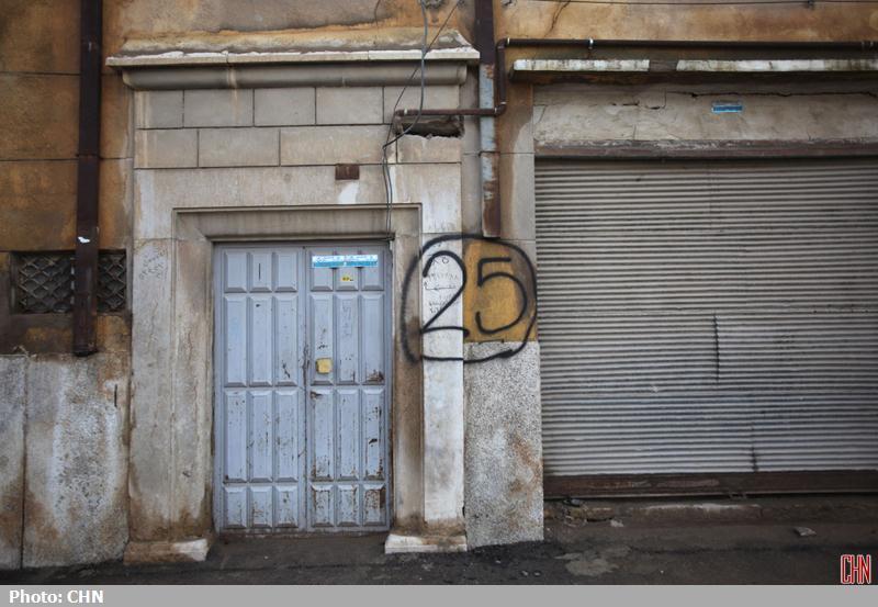 تخریب محله اسکندری شیراز5