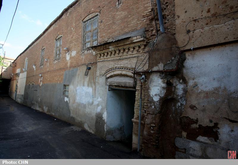 تخریب محله اسکندری شیراز6