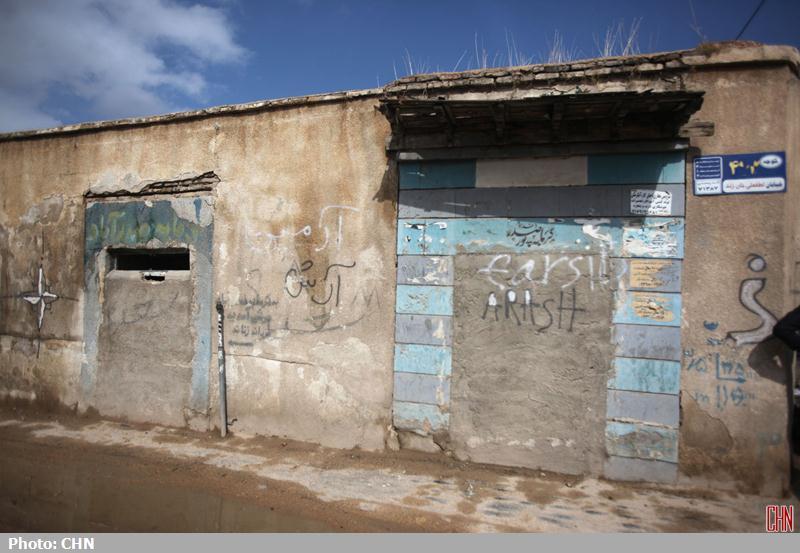 تخریب محله اسکندری شیراز8