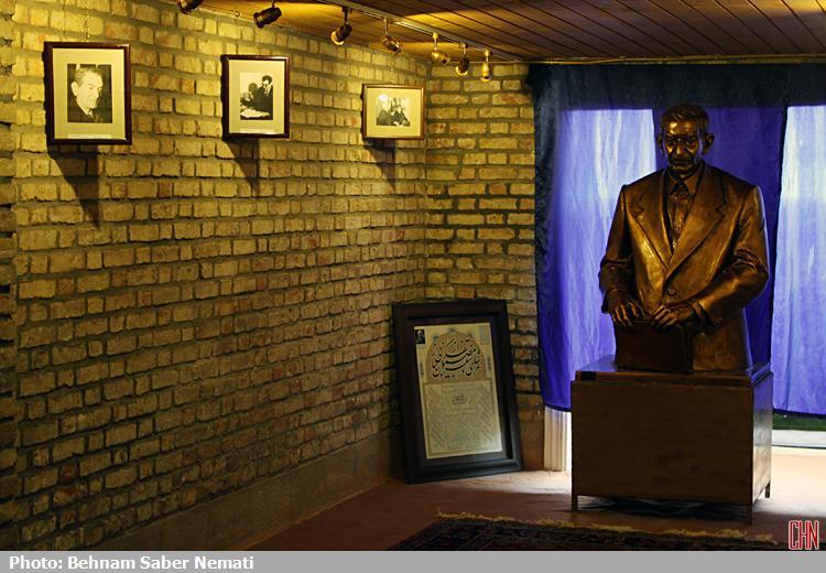 خانه استاد شهریار14