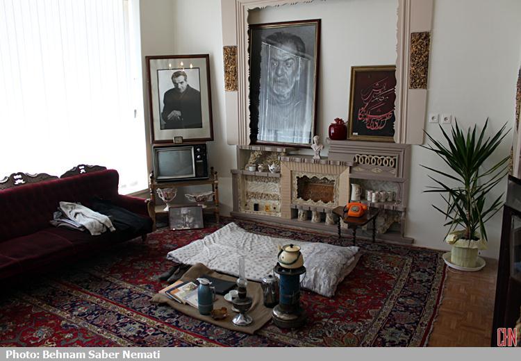 خانه استاد شهریار4