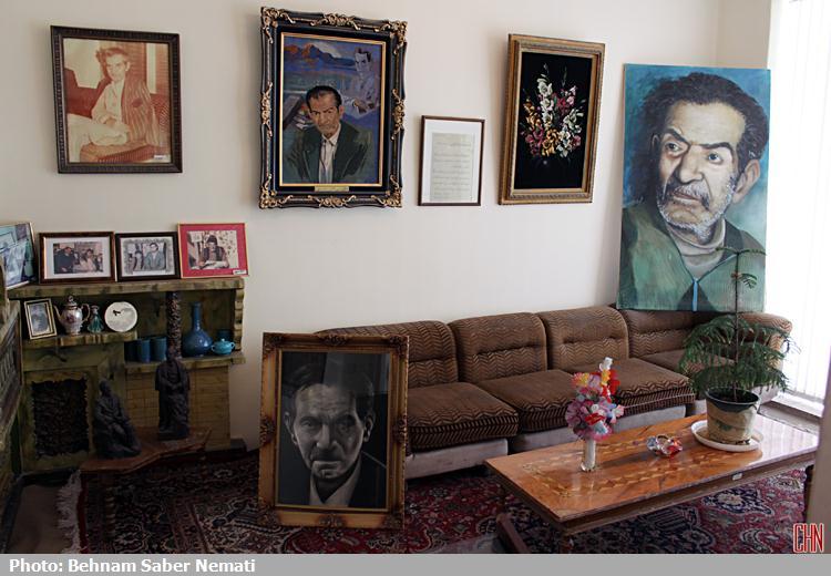 خانه استاد شهریار/عکس