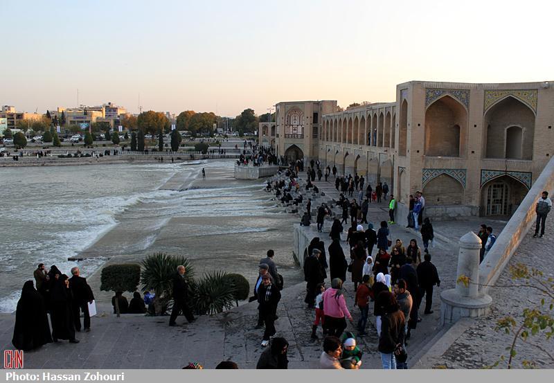 خوشا اصفهان و زاینده رودش1
