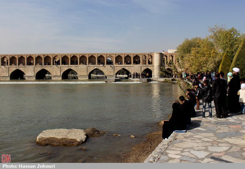 خوشا اصفهان و زاینده رودش10