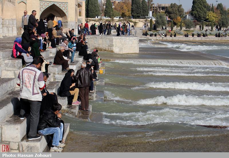 خوشا اصفهان و زاینده رودش19