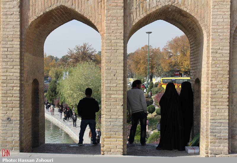 خوشا اصفهان و زاینده رودش4