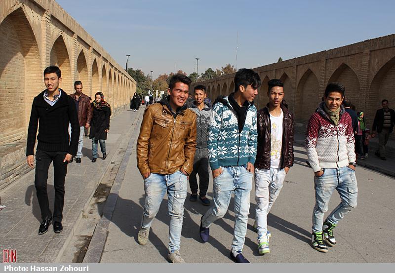 خوشا اصفهان و زاینده رودش5