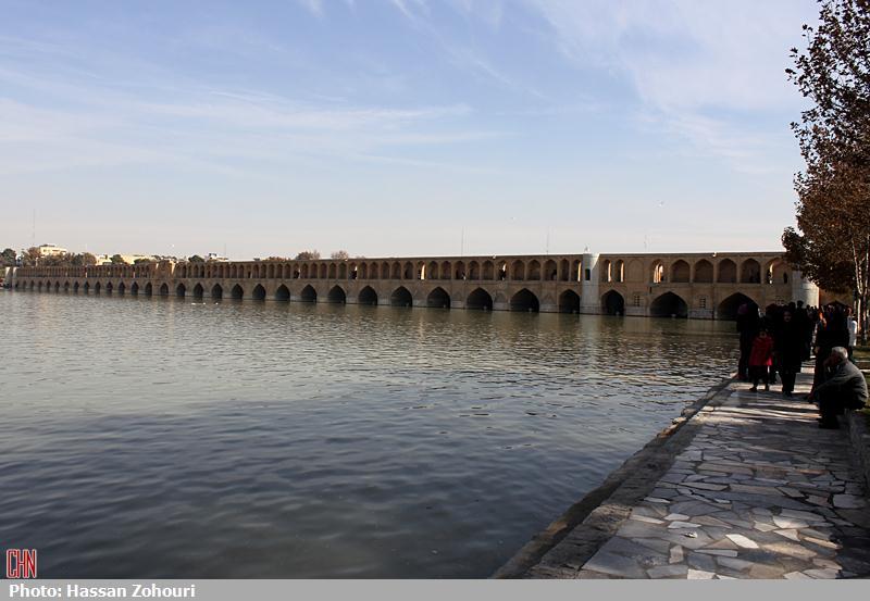 خوشا اصفهان و زاینده رودش7