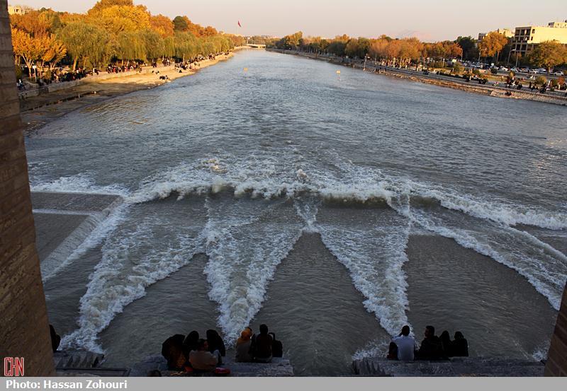 خوشا اصفهان و زاینده رودش8
