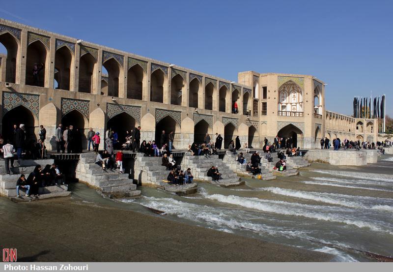 خوشا اصفهان و زاینده رودش9