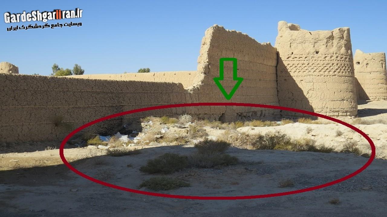 قلعه رباط ابرکوه3