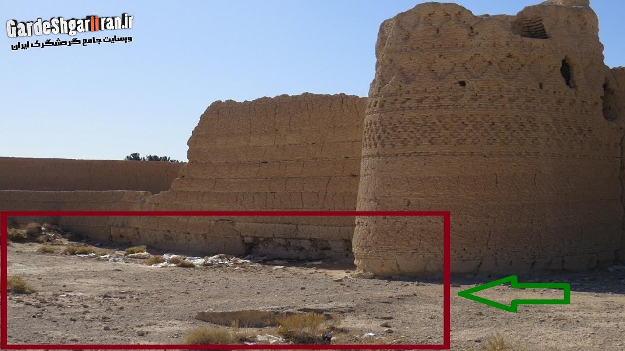قلعه رباط ابرکوه7