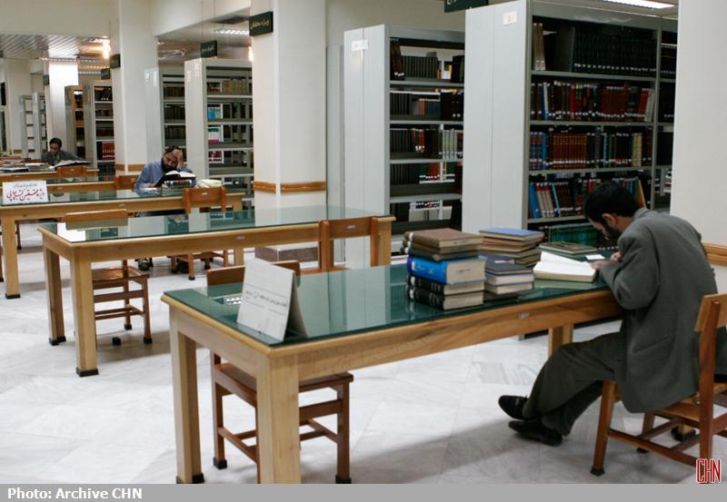 کتابخانه آیتالله مرعشی نجفی11
