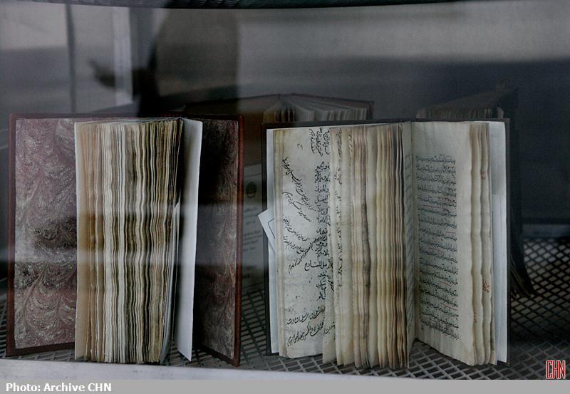 کتابخانه آیتالله مرعشی نجفی7