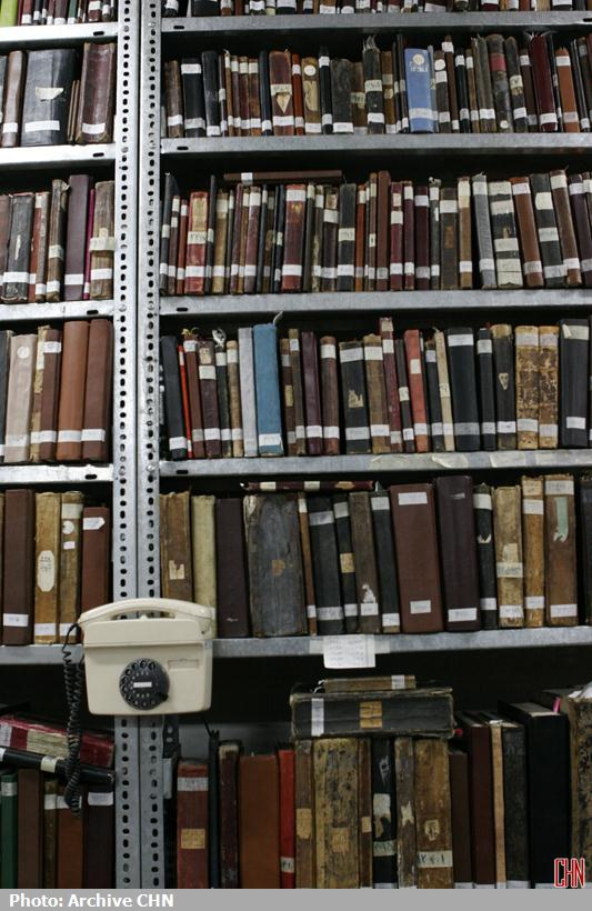 کتابخانه آیتالله مرعشی نجفی8