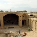 خانه محمد اقا ابویی مهریزی