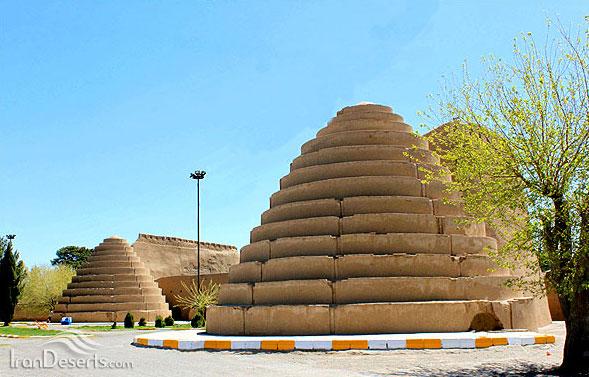 باغ بمید، کرمان