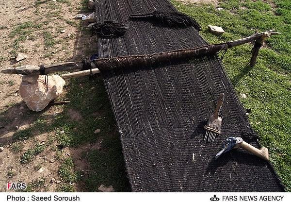 سیاه چادر بافی 56