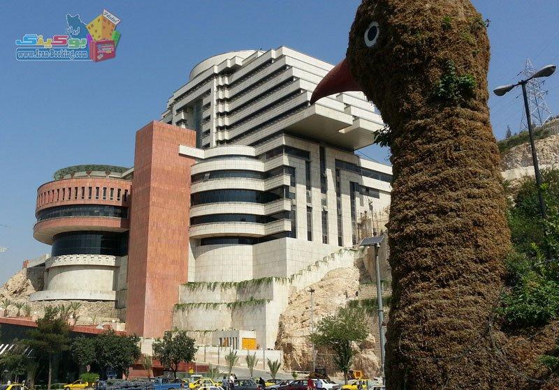 هتل بزرگ شیراز 9