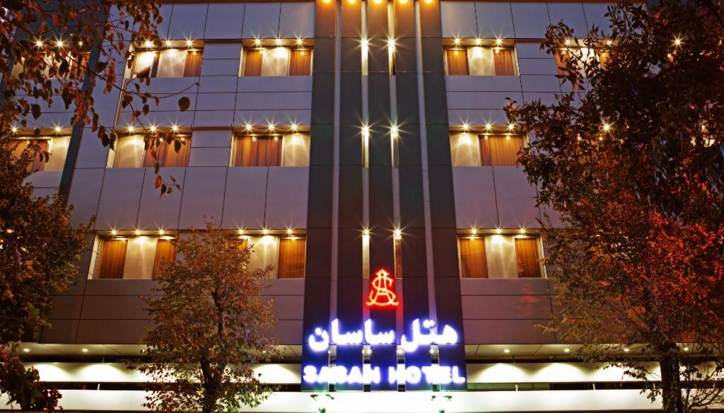 هتل ساسان شیراز1