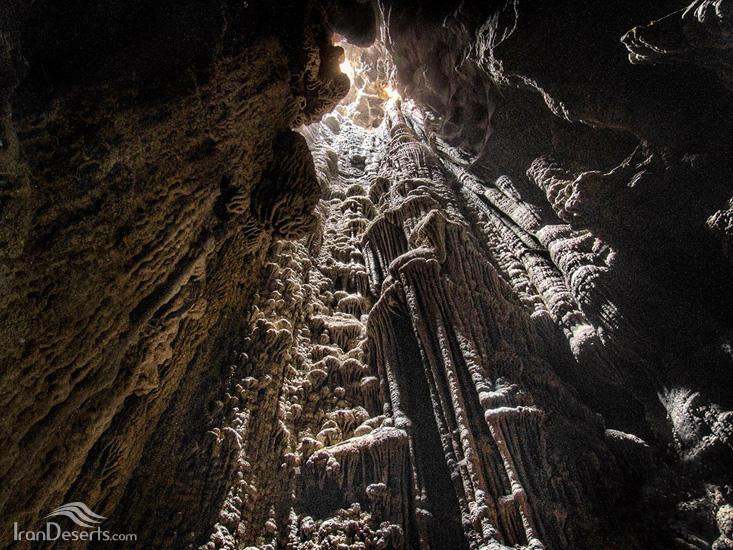 چاه غار غ8