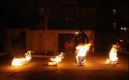 آداب و رسوم مردم قزوین در عید نوروز2