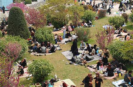 آداب و رسوم مردم قزوین در عید نوروز3