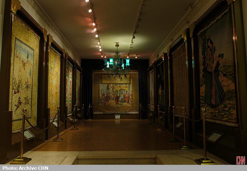 موزه فرش رسام عرب زاده1