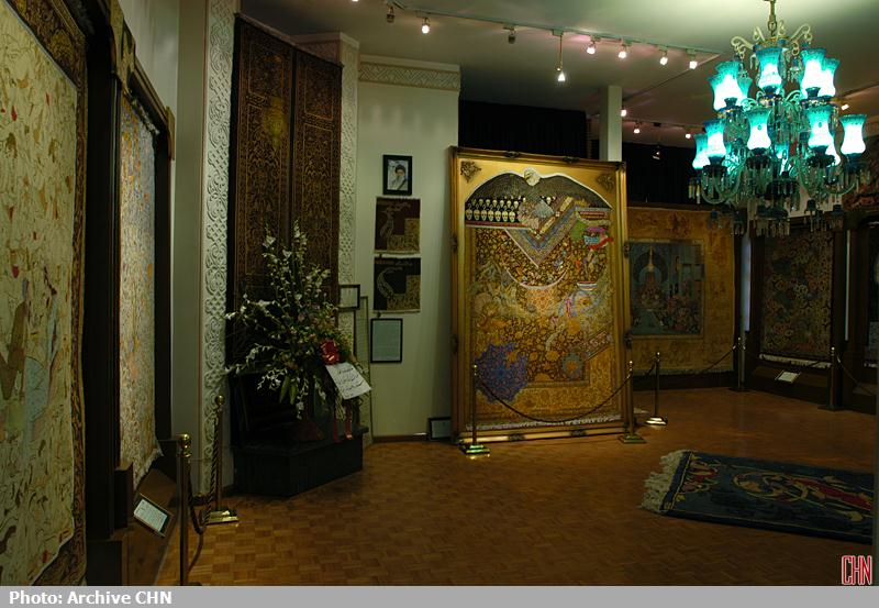موزه فرش رسام عرب زاده10