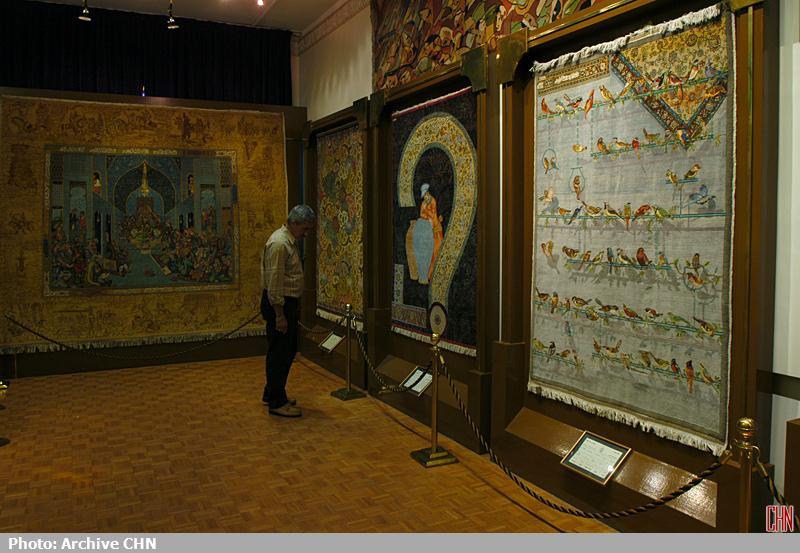 موزه فرش رسام عرب زاده11