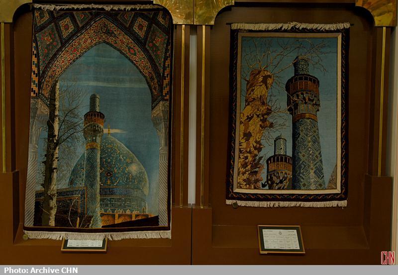 موزه فرش رسام عرب زاده12