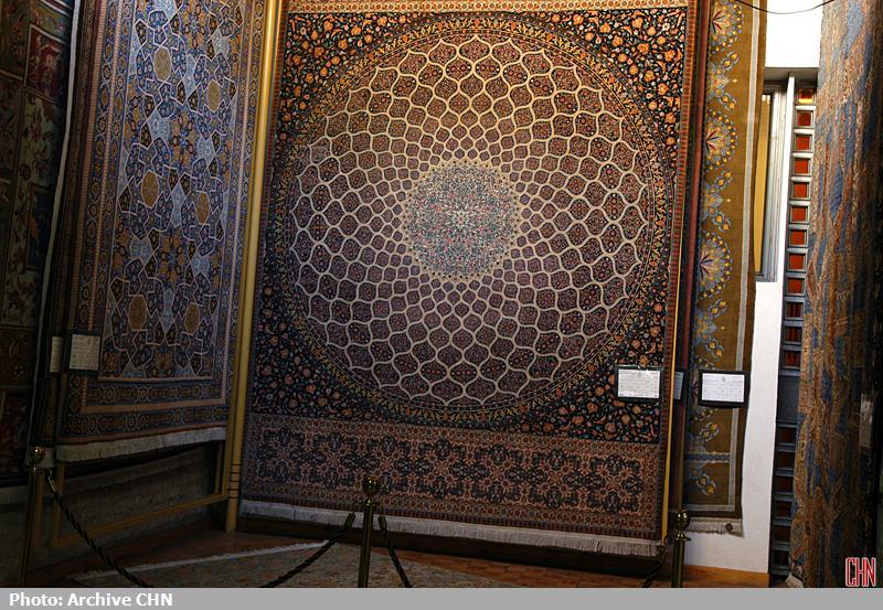 موزه فرش رسام عرب زاده13